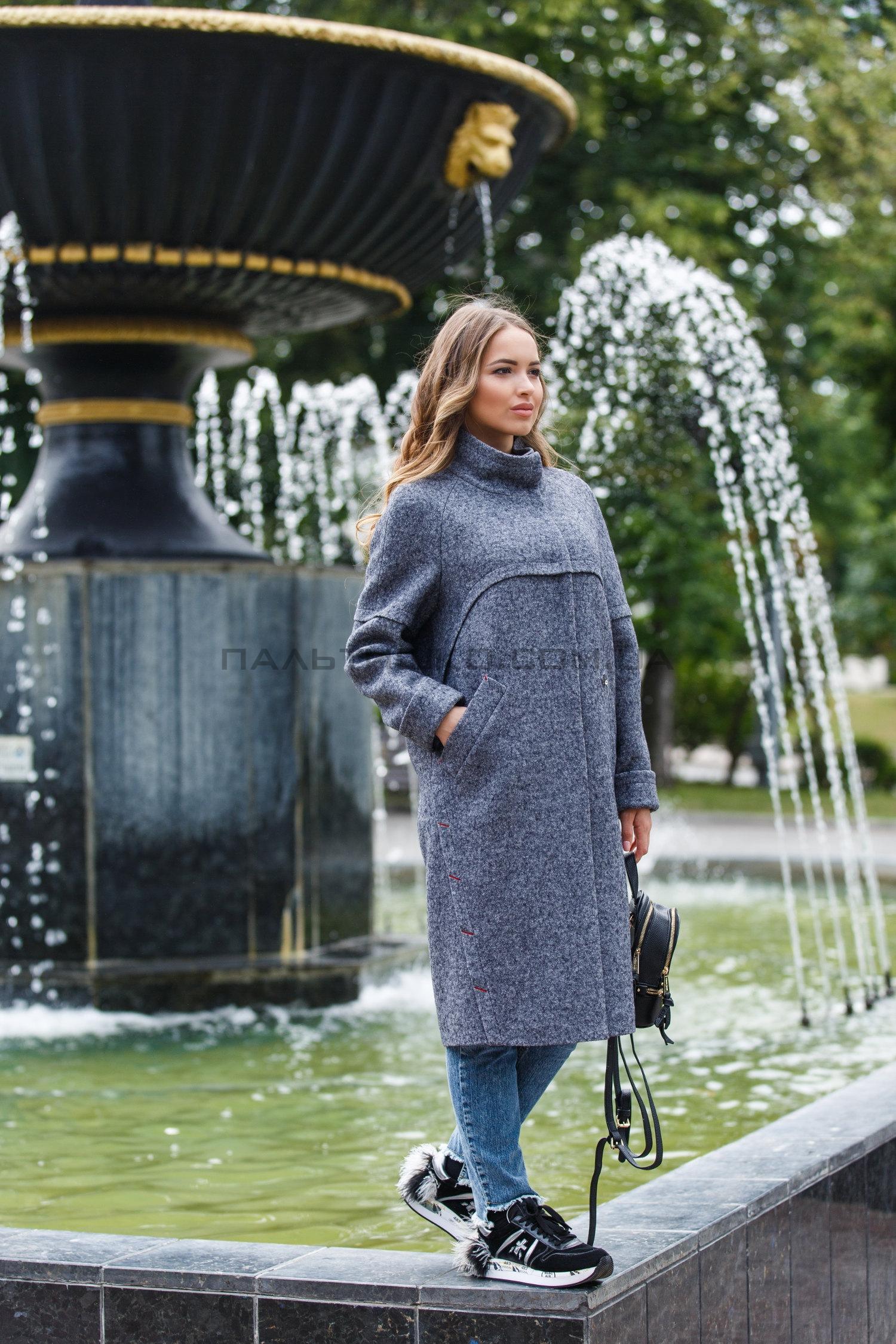 Женское пальто №136