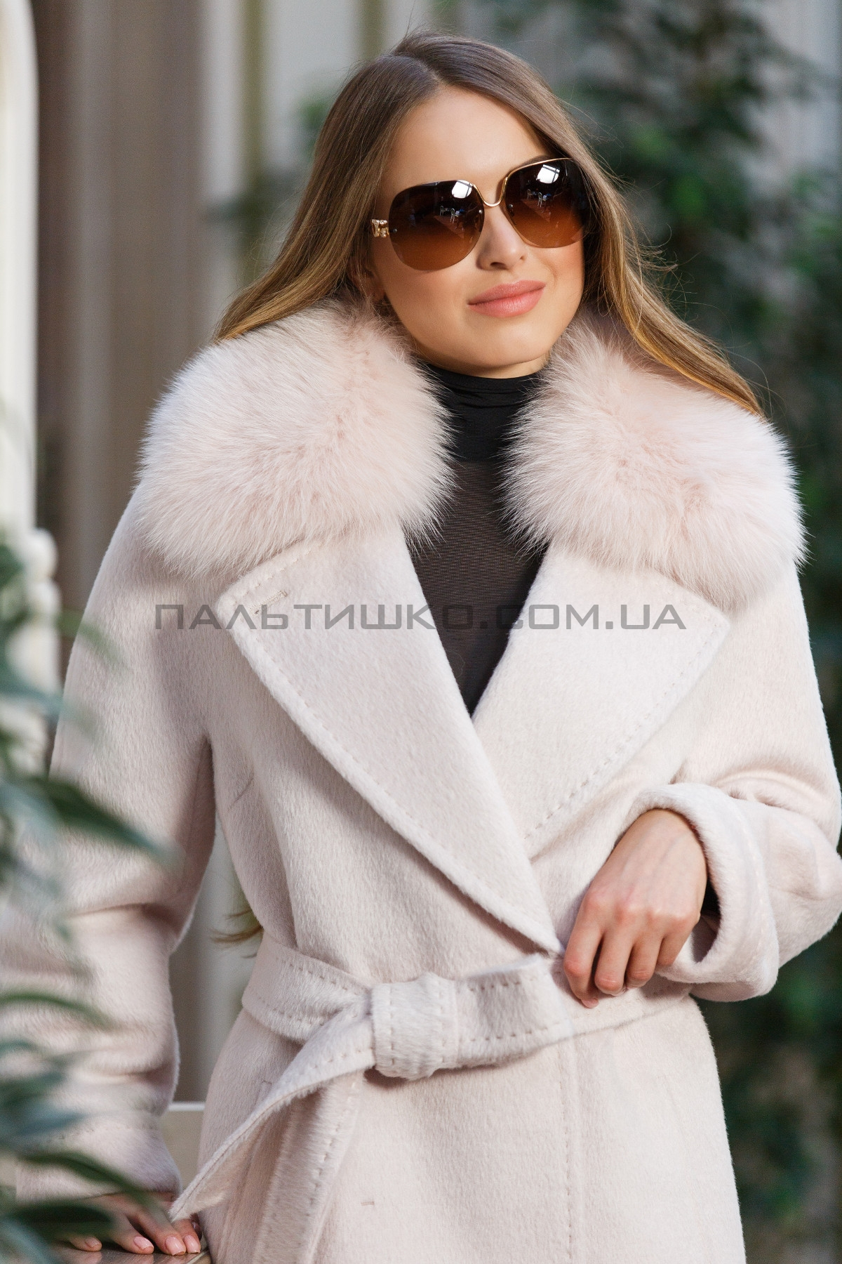 Женское пальто №143