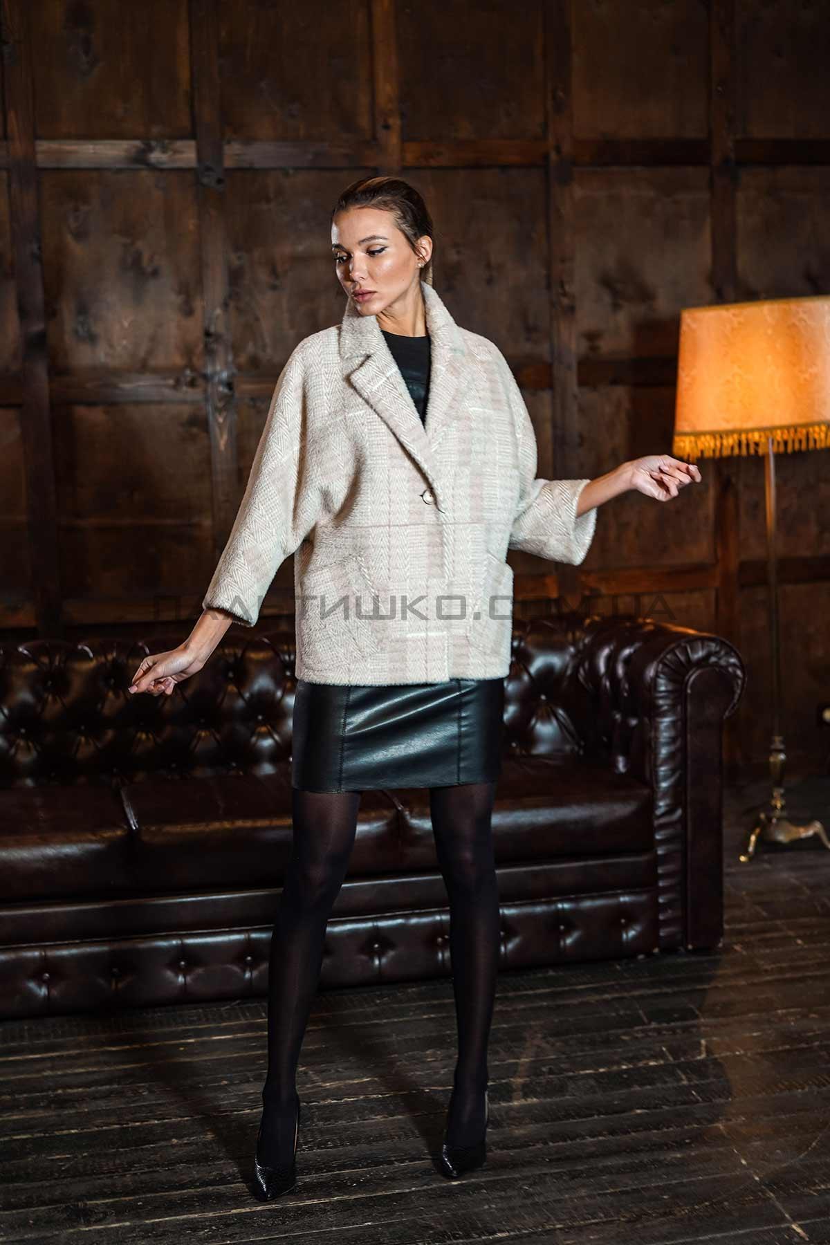 Пальто жіноче №186