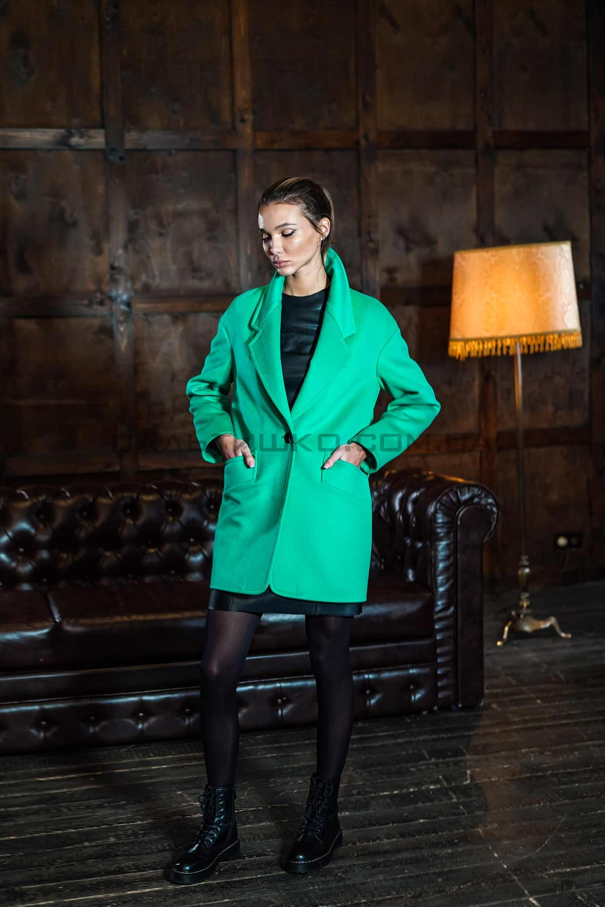Пальто женское №193
